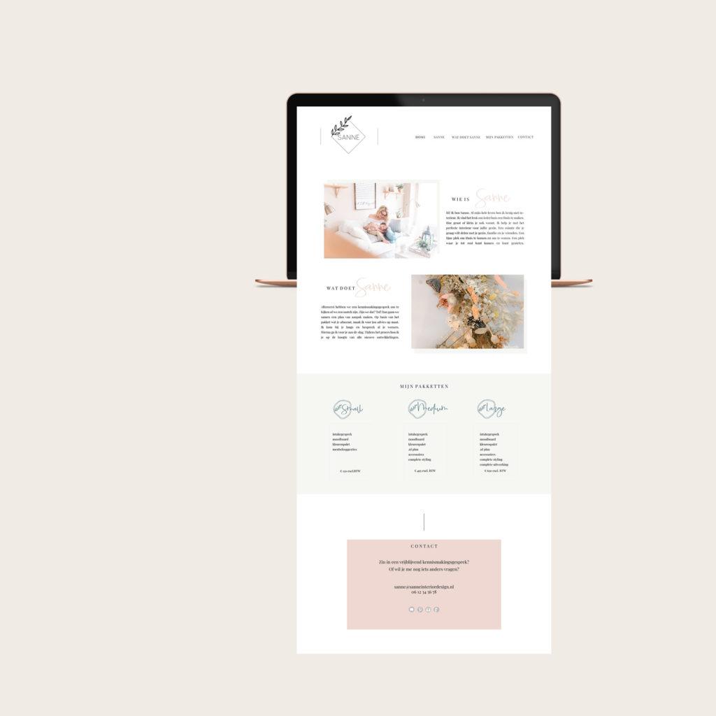 onepage-webdesign